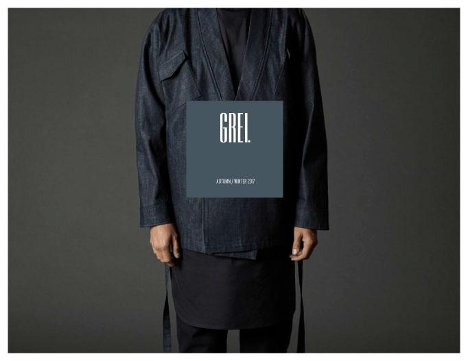 GREI New York Mens Fall and Winter Lookbook 2017